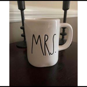 Rae Dunn MRS. mug